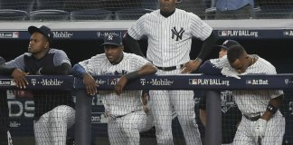 Yankees in Danger of Decade Without World Series