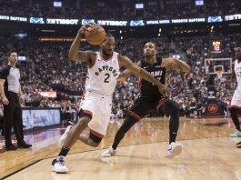 Leonard Has 29, Raptors Win 5th Straight, Top Heat 125-115