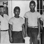 Groveland 4 Earnest Thomas, Charles Greenlee, Samuel Shepherd and Walter Irvin