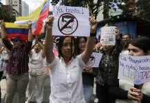 Venezuelans Take to Streets in Walkout to Push Maduro Out