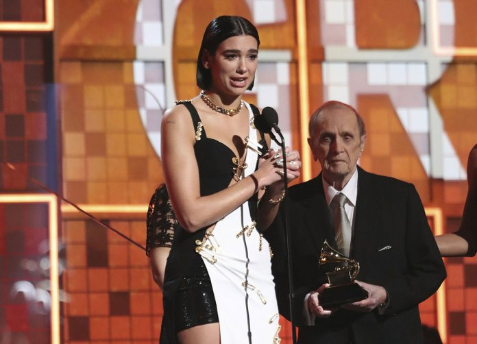 Rap Artists and Women Take Center Stage at Grammy Awards