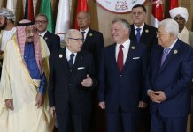Arab League Rejects Trump's Israel Policies at Annual Summit