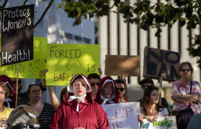 Alabama's Governor Signs Near-total Abortion Ban into Law