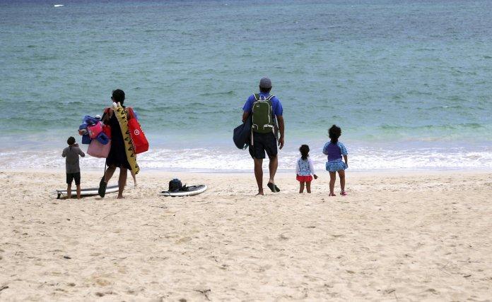 Oahu's Kailua Beach Named Best in the US by 'Dr. Beach'