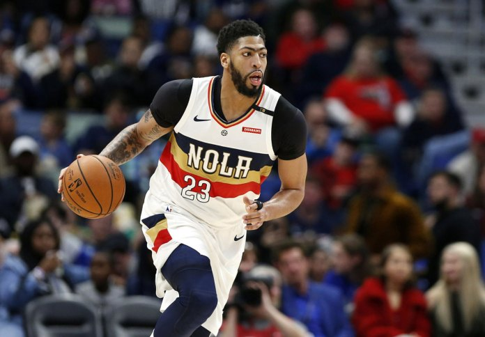 Anthony Davis Trade a Win-win for Both Sides