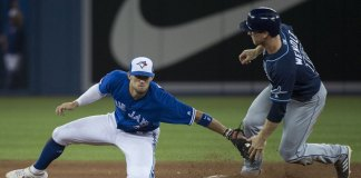 Rays Rally from 7-run Deficit to Beat Blue Jays 10-9