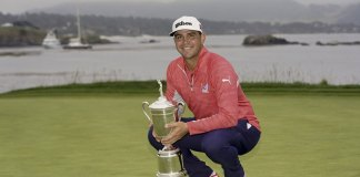 A US Open, and a Summer of Stress for Gary Woodland