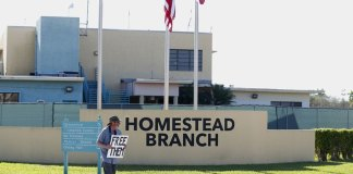 Homestead Migrant Child Detention Camp Emptying Out