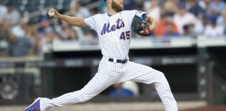 Wheeler lifts Mets over Marlins 5-0 for 12th win in 13 games