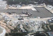 Hurricane Dorian Devastation in the Bahamas