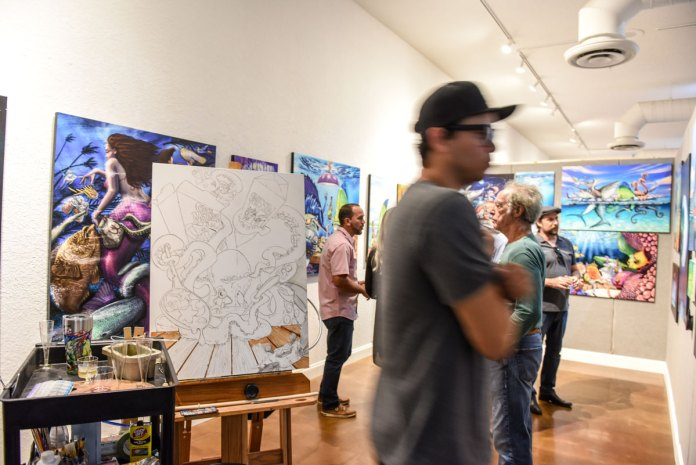 'Zero Empty Spaces' Fills Up with Artist Studios