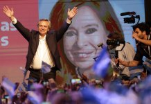 Argentina's Center-left Peronists Celebrate Return to Power