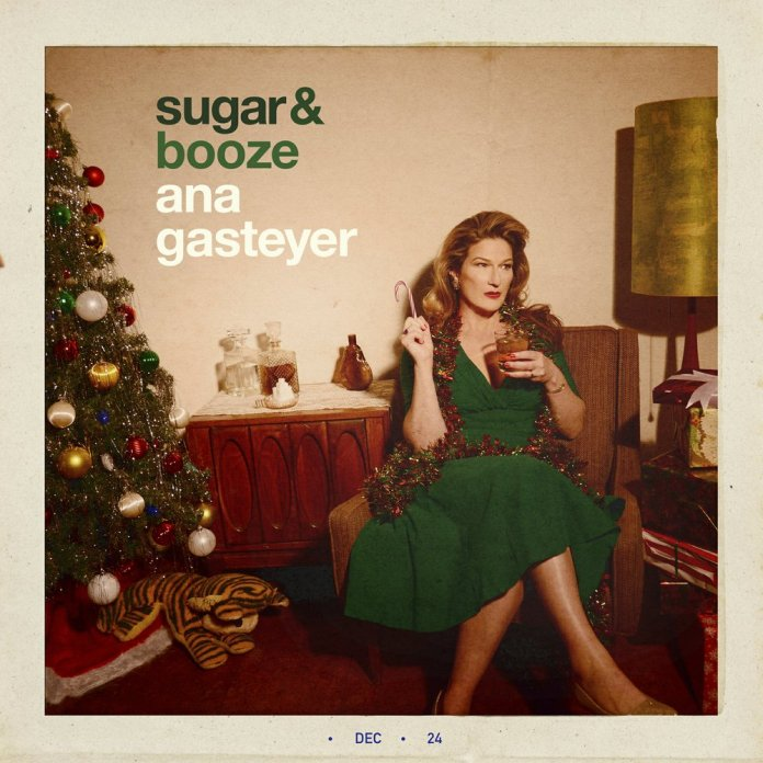 New Music to Get in the Holiday Mood Sugar and Booze by Ana Gasteyer
