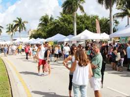 West Palm Beach GreenMarket: Building a More Livable Community