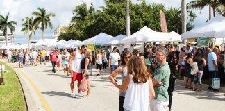West Palm Beach GreenMarket: Building a More Livable Community