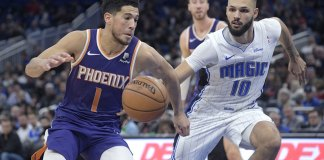 Gordon Scores Season-high 32 Points, Magic Beat Suns 128-114