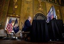 Trump Calls Troops Ahead of Christmas Holiday