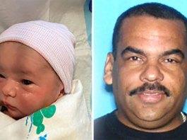 49-year-old Ernesto Caballeiro 1-week-old Andrew Caballeiro