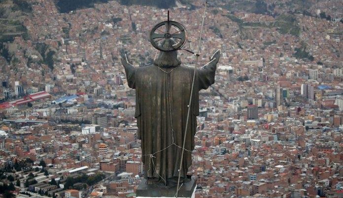 Bolivia Religious Debate: The Bible vs Andean Earth Deity