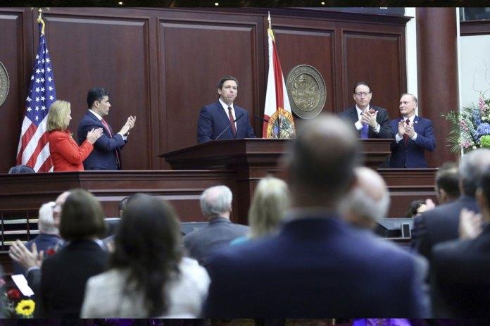 Gov. Ron DeSantis Calls for Teacher Raises, New Abortion Law