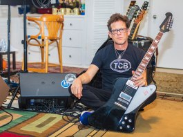 Jason Newsted Returning to Music after Years in the Art World