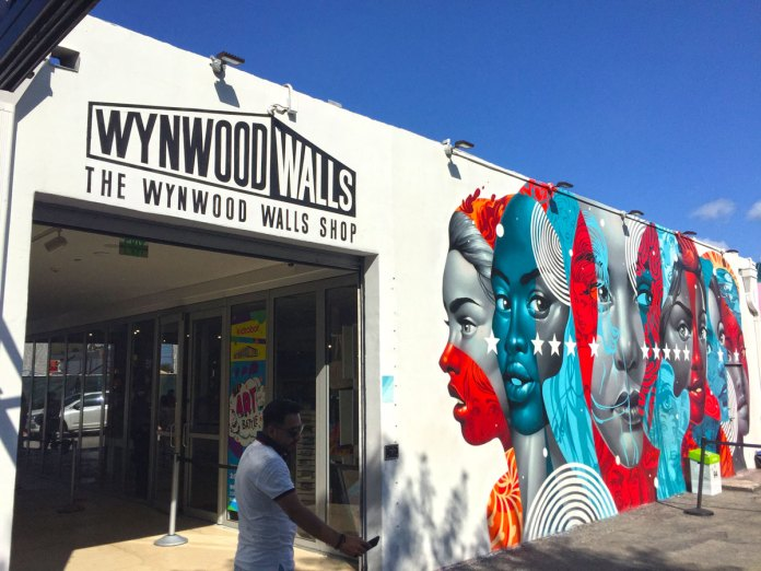 10 Years After, Wynwood Murals Fast Track a Neighborhood