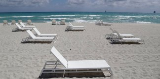 Florida's Largest County Closes Beaches, Most Businesses