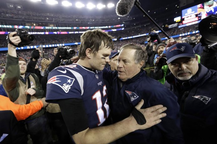 Glorious Era Comes to a Close for Brady and Patriots