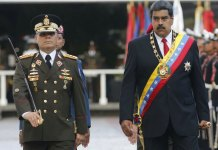 US Indicts Venezuela's Maduro on Narcoterrorism Charges