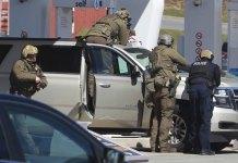 Deadliest shooting rampage in Canadian history leaves 16 dead