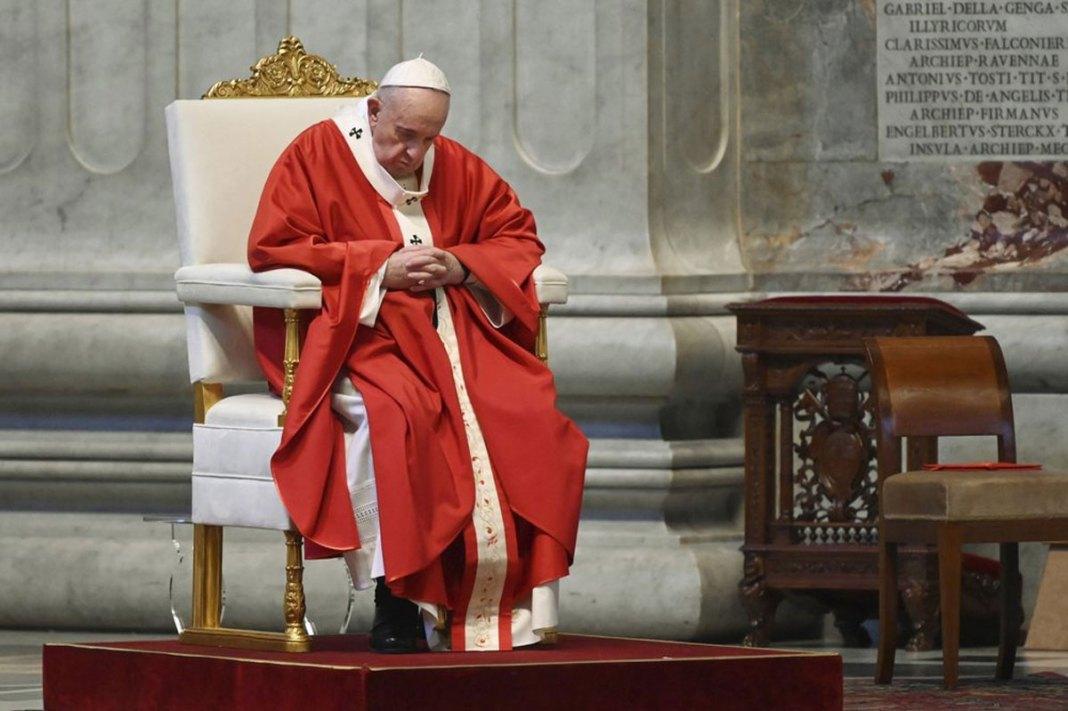 Virus alters Holy Week celebration worldwide, not the spirit