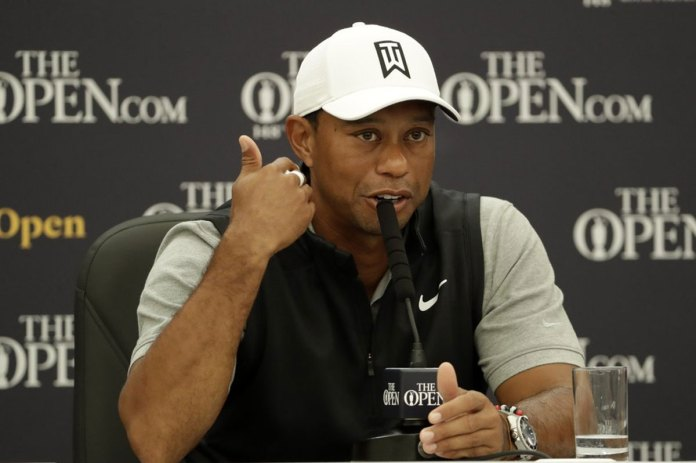 A quiet, measured response from golf on civil unrest