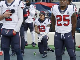 Despite far more support, kneeling might not be widespread