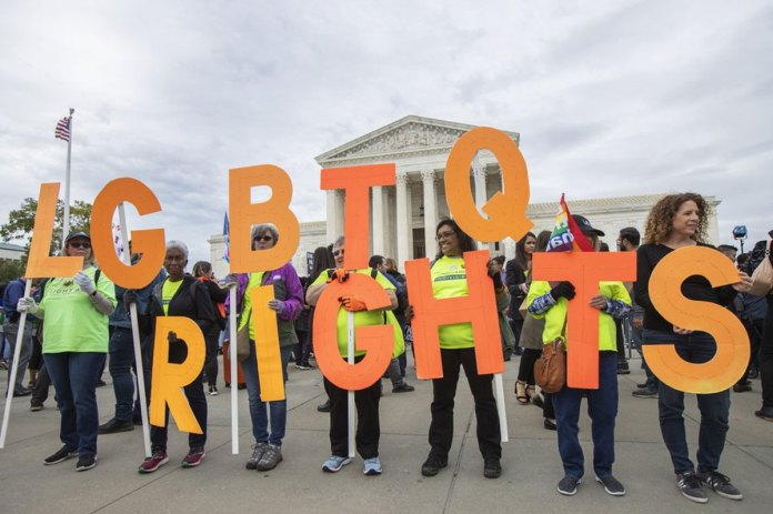 SCOTUS: Civil rights law protects LGBT from job discrimination