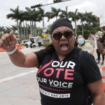 Thousands march through Florida's cities, demanding change