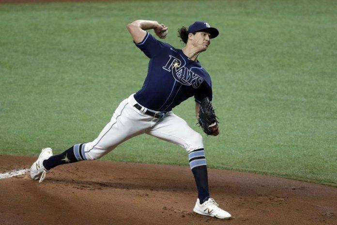 Rays fan 19 Braves in 14-5 romp; Atlanta cuts Foltynewicz