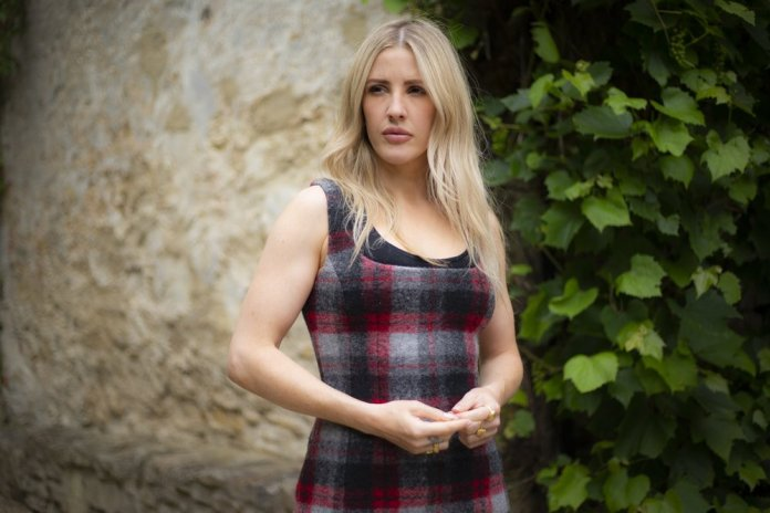 Singing the blues, Ellie Goulding turns darkness into light