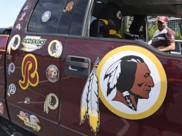 Swamp Monsters? Red Tails? Gridlock? What might NFL call DC