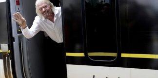Brightline train company drops Virgin as partner