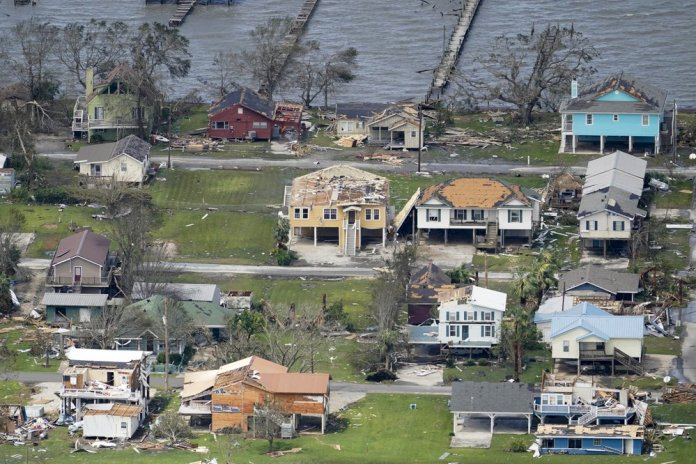 Damage from whopper hurricanes rising for many reasons