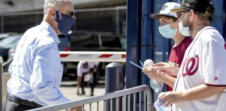 Manfred confident MLB can get through playoffs despite virus