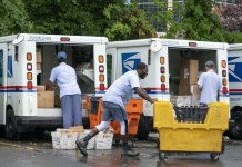 Post Office warns 46 states about mail voting delays