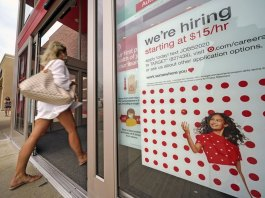 US unemployment rate falls to 8.4% even as hiring slows