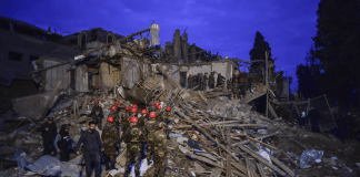 Azerbaijan, Armenia report shelling of cities despite truce
