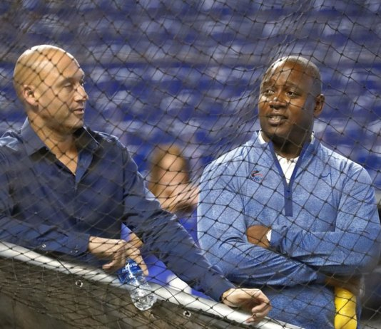 Marlins, Jeter part with exec Michael Hill after 19 seasons