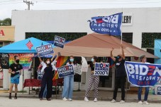 Voting registration drive by Palm Beach County Democrats (11)