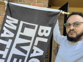 Black Lives Matter flag becomes issue in Florida community
