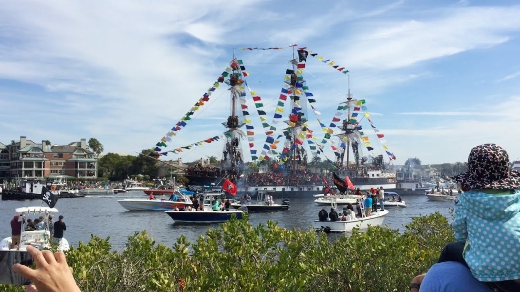 Gasparilla Pirate Fest in Tampa postponed due to pandemic