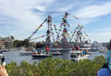Gasparilla Pirate Fest in Tampa postponed due to pandemic