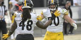 Steelers dominate skidding Jaguars 27-3, remain unbeaten